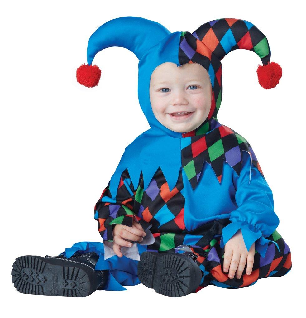 Little Jester Infant Costume Size: Medium #10044