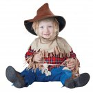 Wizard of Oz, Silly Scarecrow Infant Costume Size: Large #10045