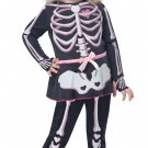 Skeleton Itty Bitty Bones Toddler Costume Size: Large #00166
