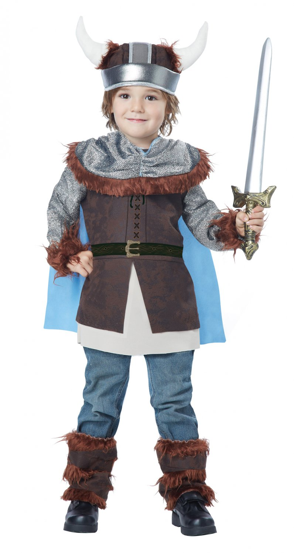 Valiant Viking Medieval Time Toddler Costume Size: Large #00170