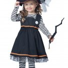 Crafty Little Witch Toddler Costume Size: Medium #00172