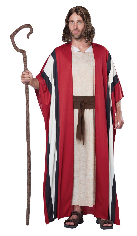 Ten Commandments Biblical Bible Shepherd Moses Adult Costume Size: Small/Medium #1565