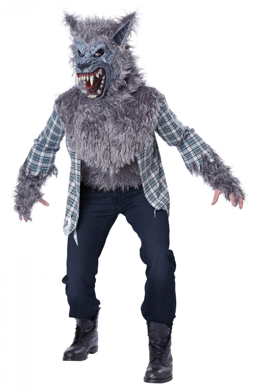 Werewolf Blood Moon Adult Costume Size: Small/Medium #1561