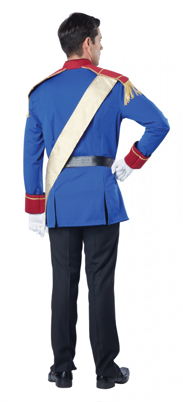 Storybook Disney Prince Charming Adult Costume Size: Large #01507