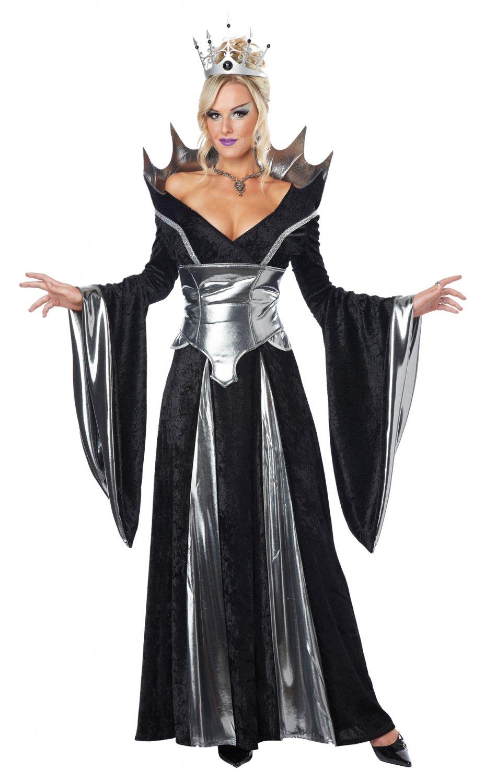 Renaissance Malevolent Queen Adult Costume Size: Medium #01506
