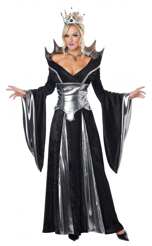 Renaissance Malevolent Queen Adult Costume Size: X-Small #01506
