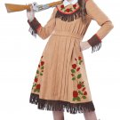 Western Cowgirl Annie Oakley Child Costume Size: Medium #00479