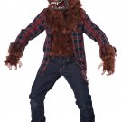 Werewolf Blood Moon Child Costume Size: Large #00474