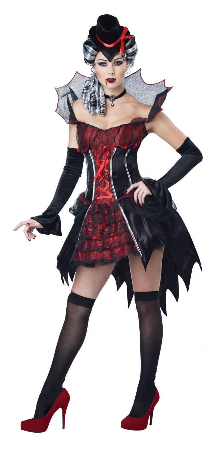 Vampire Transylvanian Tempetress Adult Costume Size: Medium #01575