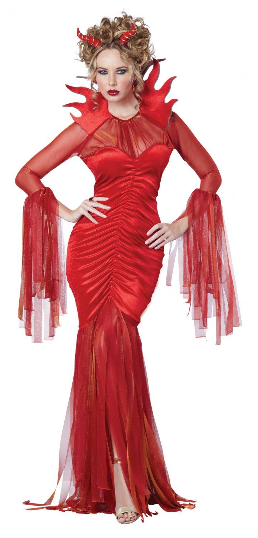 Devilish Diva Devil Adult Costume Size: X-Small #01581