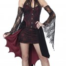 Gothic Vampire Vixen Adult Costume Size: Medium #01587