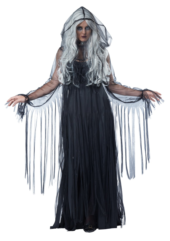 Ghost Vengeful Spirit Adult Costume Size: X-Large #01588