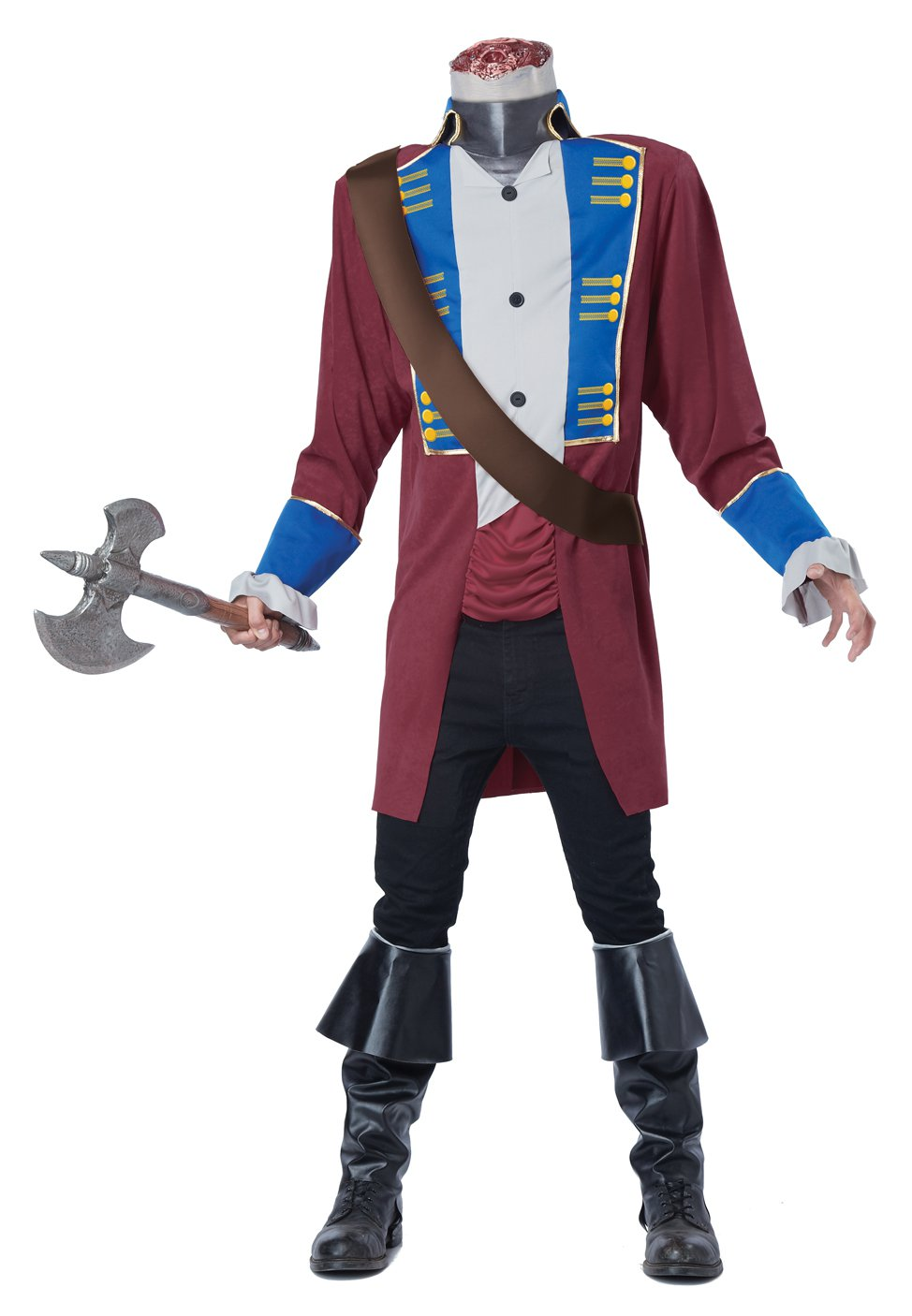 Sleepy Hollow Headless Horseman Adult Costume Size: Small #01598