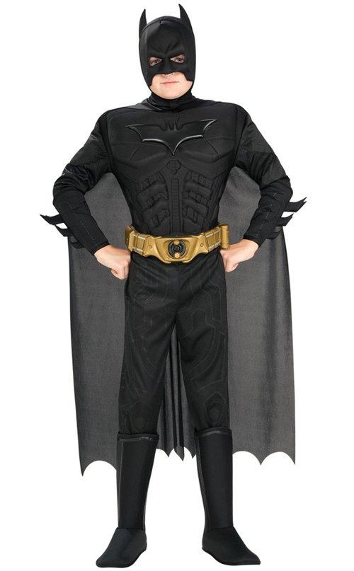 Batman Dark Knight Deluxe Child Costume Size: Large #883104L