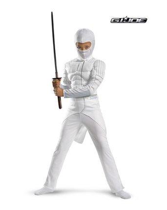 G.I. Joe Retaliation Storm Shadow Classic Muscle Chest Child Costume Size: Large #42593G