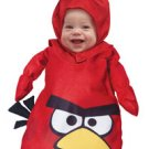 Angry Bird Bunting Infant Costume Size: 12-18 Months
