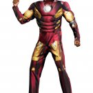 Marvel's Avengers  Iron Man Muscle Adult Costume Size: X-Large #6869X