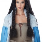 Games of Thrones Nordic Viking Princess Adult Wig (Dark Brown) #70804