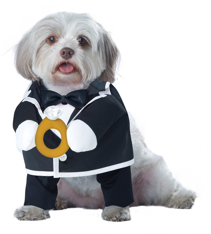 Puppy Love-Groom Pet Dog Costume Size: Medium #20140