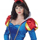 Snow White Adult Costume Wig (Brunette) #70821