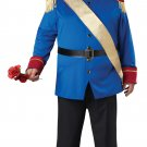 Disney Storybook Prince Plus Size Adult Costume #1760