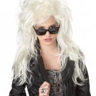 Jailbait Hollywood Rock Star Adult Costume Wig #70622