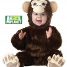 Chimpanzee Monkey King Kong Gorilla Infant Costume Size: Medium #10006