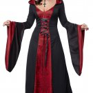 Dark Gothic Robe Monk Adult Costume Size: Small #01398