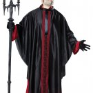 Gothic Priest Soul Taker Black Mass  Adult Costume Size: Small/Medium #01406