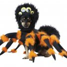 Black Widow Tarantula Spider Pup Pet Dog Costume Size: Large #20149