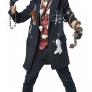 Witch Doctor Voodoo Dude Magic Adult Costume Size: Medium #01401