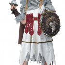 Game of Thrones Nordic Valorous Vikings Girl  Child Costume Size: X-Large #00532