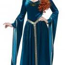 Renaissance Lady Guinevere Medieval Times Adult Costume Size: X-Large #01380