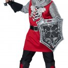 Medieval Renaissance Valiant Brave Knight Child Costume Size: Large #00556