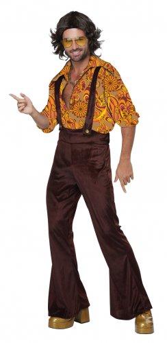 70's Jive Talkin' Disco Dude Saturday Night Live Adult Costume Size: Small #01396