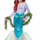Magical Mermaid Ariel Child Costume Size: Large #00370