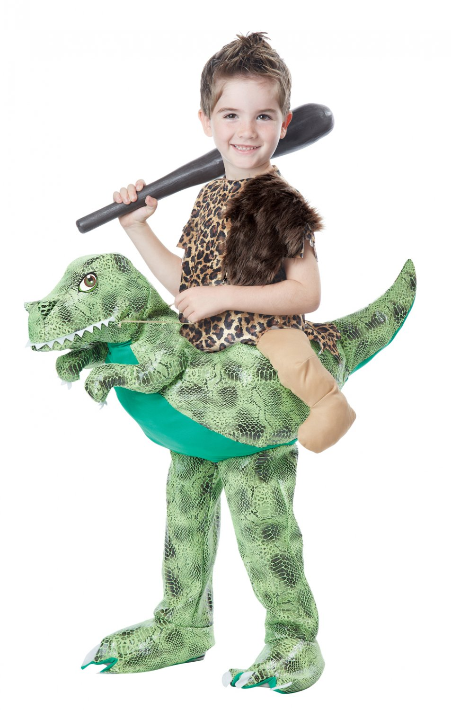 Tyrannosaurus Dinosaur Dino Rider  Toddler Costume Size: Medium/Large #00513