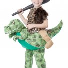 Tyrannosaurus Dinosaur Dino Rider  Toddler Costume Size: Medium/Large #00513