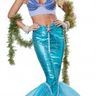 Ariel Sexy Deluxe Mermaid Adult Costume Size: Large #01299