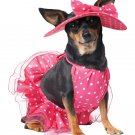 Pretty In Pink Breast Cancer Research Foundation Pup Pet Dog Costume Size: Large #20142