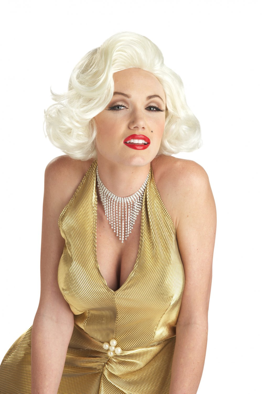 Marilyn Monroe Costume Wig #70468