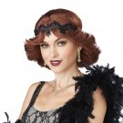 20's Glitz and Glamour Fashion Flapper Adult Costume Wig & Headband #70763
