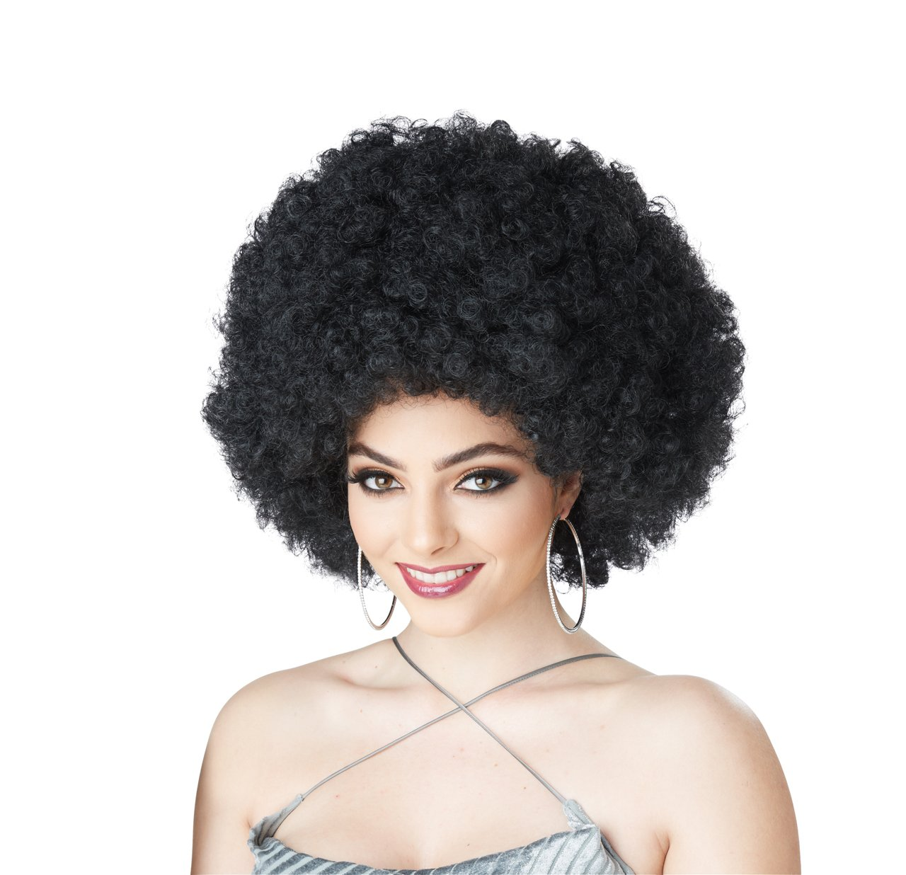 Foxy Lady Ghetto Disco Fab 70's Adult Costume Wig #70805