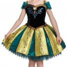 Disney Princess Frozen Anna Coronation Tutu Prestige Child Costume, Size Medium (7-8)  #8319M