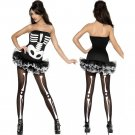 Sexy Skeleton Halloween Adult Costume Size: Small #31969S