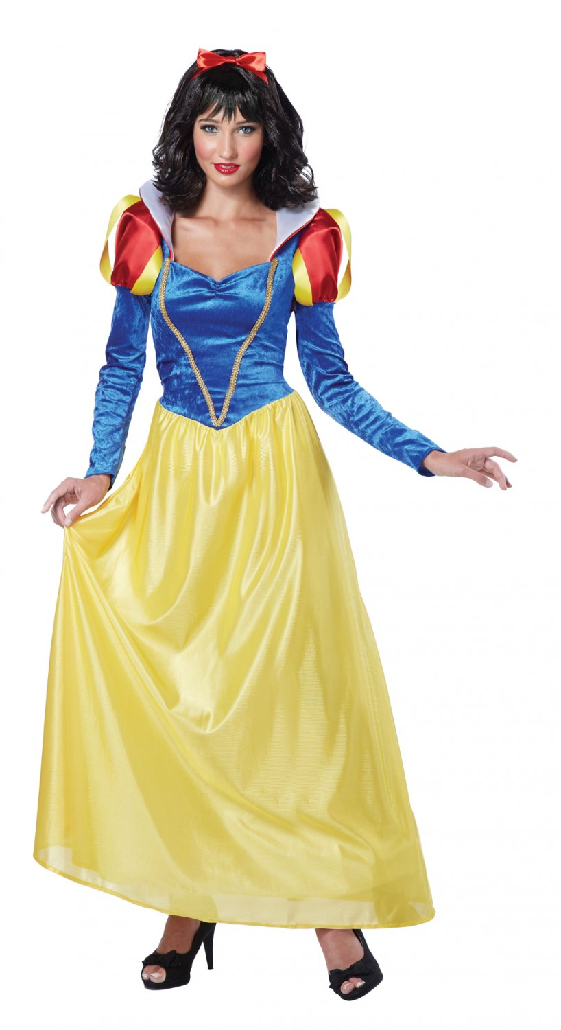 Classic Princess Snow White Adult Costume Size: Small #00961