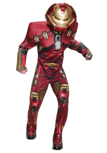 Avengers 2 Age of Ultron Deluxe Hulkbuster Adult Costume Size: Standard #810299S