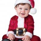 Baby Santa Claus Christmas Infant Costume Size: Medium #36001M