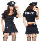 Naughty Police Officer Sexy Sergeant Cop Leg Avenue Adult Costume Size: Medium #83952S