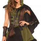 Sexy Darling Robin Hood Renaissance Leg Avenue Adult Costume Size: Large #85281